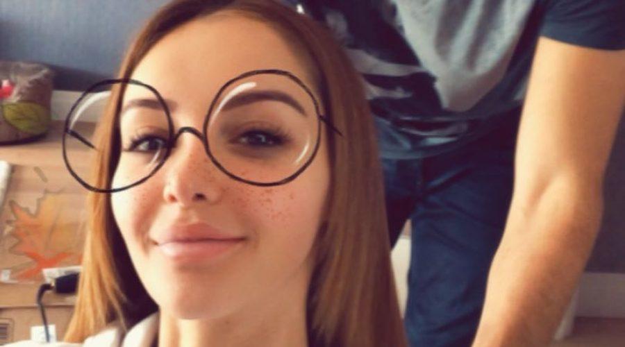 mobile hairdresser, Nabilla Benattia